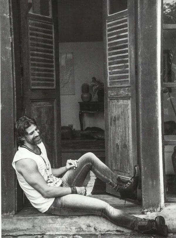 Reynaldo Gianecchini na Mensch com Agathos